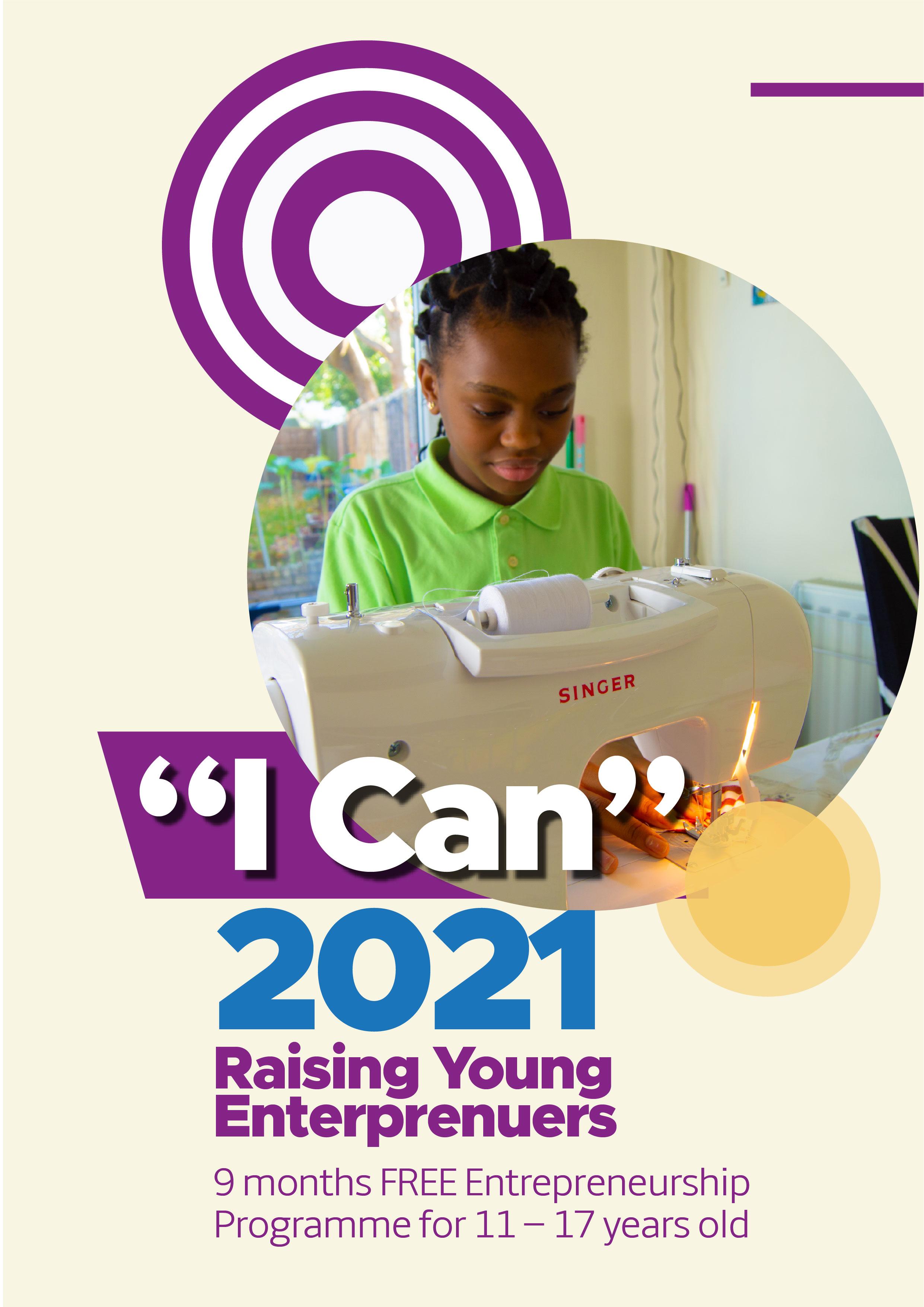 I Can- Young Entrepreneurs Program 2021